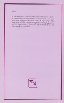 fc660c7d9c M. Szántó Judit: Két rózsatő (Z-füzetek/125)